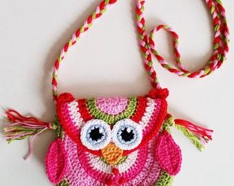 Purse Owl 2