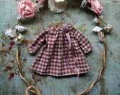 Gingham Chemise dress for Blythe