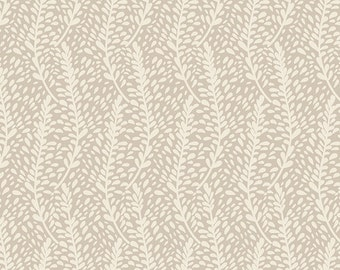 YARDS or HALF YARDS - Frilly Flutters Creme by Bonnie Christine for Art Gallery Fabrics