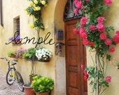 Italy Tuscany Scene - Digital File