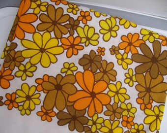 Vintage 60's Funky tablecloth