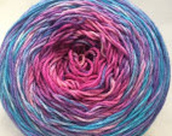 Gauguin Impressionist Gradient, 100g Greatest of Ease, dyed to order
