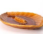 Retro Ceramic Ashtray made in California