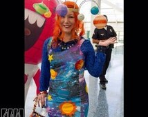 Ms. Frizzle Cosplay Size S