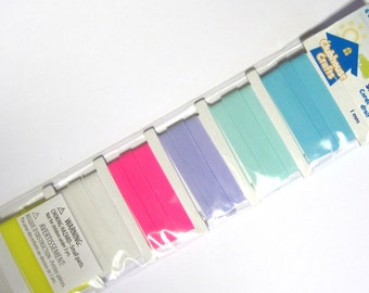 Pastel Stretch Cord 6 color Variety Pack