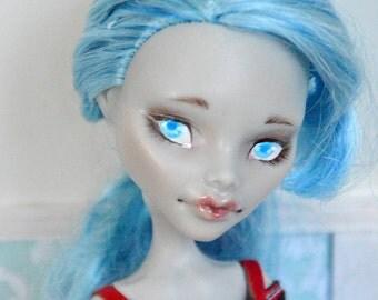 Monster High repaint Ghoulia nude