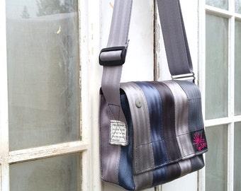 Seatbelt Bag - Seat Belt Purse - Recycled Bag