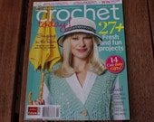 US Crochet Today Magazine - March/April 2011