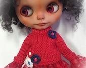Springs comming  ..Oversized jumper , Blythe,Pullip,MonsterH,sleepingelf bjds