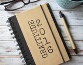 Sister Gift for Mom Gift for Best Friend Gift Gratitude Journal 2016 Diary Writing Notebook Teacher Gift for Writers Zany
