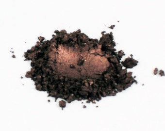 Mineral Eye Shadow - Swiss Dark (5 gram jar)