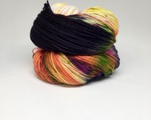 Dyed to order Hand Dyed Yarn - Dr. Teeth and the Electric Mayhem