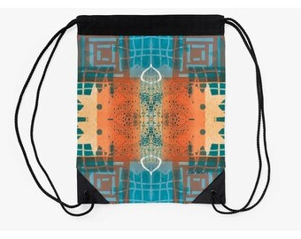 Cinch Bag,Drawstring Backpack,Unique Back to School Supplies,Christmas Gifts for Students,Back to School Student Gifts,Carry All Bag