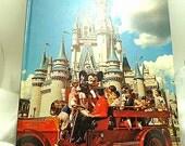 Walt Disney World Souvenir Book