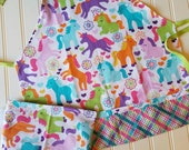 Kids-Aprons-Rainbow-Unicorn-Chef-Art-Cooking-Kitchen-Baking-Play-Dough-Summer-Garden-Back-To-School-Smocks-Holiday-Birthday-Toddler-Gifts