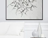 """40"""" Modern Wall Art Original Painting Large Wall Art acrylic Impasto painting home decor office decor modern Abstract by QiQiGallery"""
