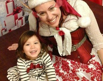 SOLSTICE Fairy YULE PICTURE and Music Package