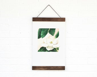 Floral Study No. 1- Hanging Archival Poster