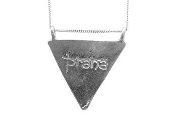 Karmala Triangle Necklace Prana