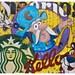 Breakfast Club- Food Brand Cartoon Inspired Pop Art Giclee Print
