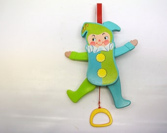 Fisher Price Jolly Jumping Jack - 1969