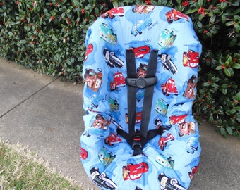 CARS toddler car seat cover