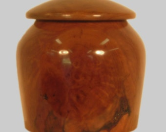 Redwood Burial / Cremation Urn 454