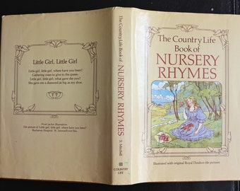 1984 The Country Life Book of Nursery Phymes