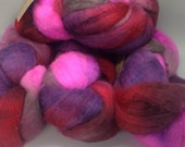Hand painted BFL 4oz