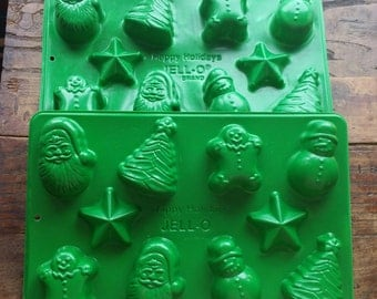 Jello Molds Holiday Collection