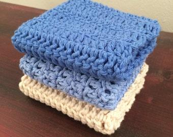 Washcloths (Set of 3)