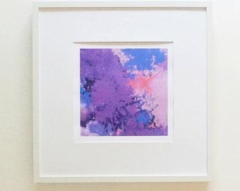 Blooming Sky - Art Print