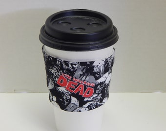 Reusable Drink Wrap The Walking Dead