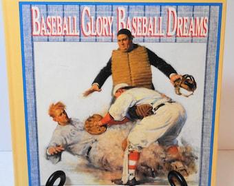 Baseball  Book Diary Vintage Baseball Glory Baseball Dreams