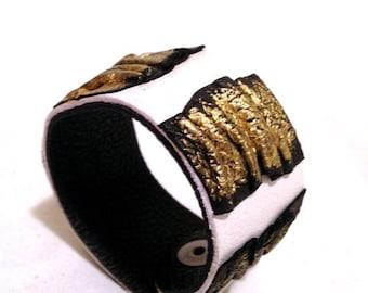 40% OFF Stylish women's bracelet Fashion leather bracelet Leather jewelry Fashion wristband