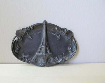 tour de eiffel pin dish eiffel tower ashtray souvenir of paris france