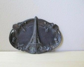 tour de eiffel pin dish eiffel tower ashtray souvenir of paris france
