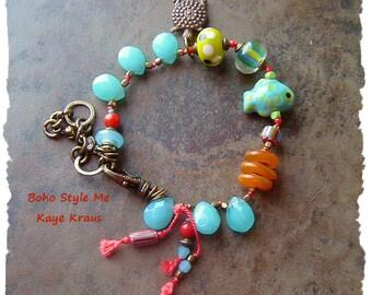 Bohemian Jewelry, Colorful Boho Fashion, Turtle Jewelry, Boho Style Me, Kaye Kraus
