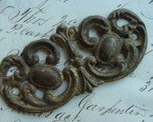 One Beautiful Antique Salvaged French Hardware