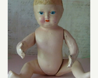 20PercentOff Antique Vintage Composition Doll