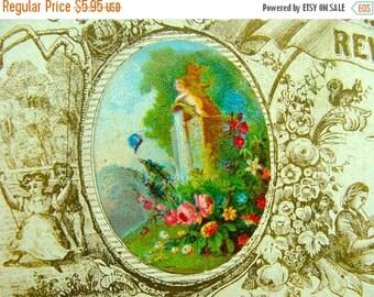 20PercentOff Antique 1800s Gorgeous Victorian Reward of Merit Card 76