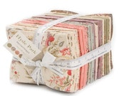 ON SALE Hyde Park Fat Quarter Fabric Bundle - Moda - Blackbird Designs - 38 FQ