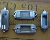 Vintage  Watch parts - watch Cases -  Steampunk - Scrapbooking  W74