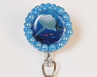 Finding Dory's Destiny ID Badge Reel - Retractable ID Badge Holder - Zipperedheart