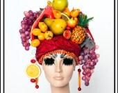 Carmenita…. Fruit Themed Headdress