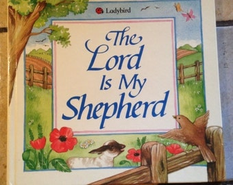 1989 The Lord Is My Shepherd Children's Book