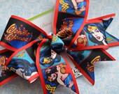 M2M Wonder Woman XL Diva Bow