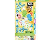Family Fun Sticker Book - Imaginesce