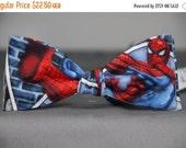 Spider-Man  Bow Tie