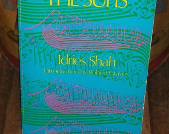 The Sufis by Idries Shah Vintage Paperback Book